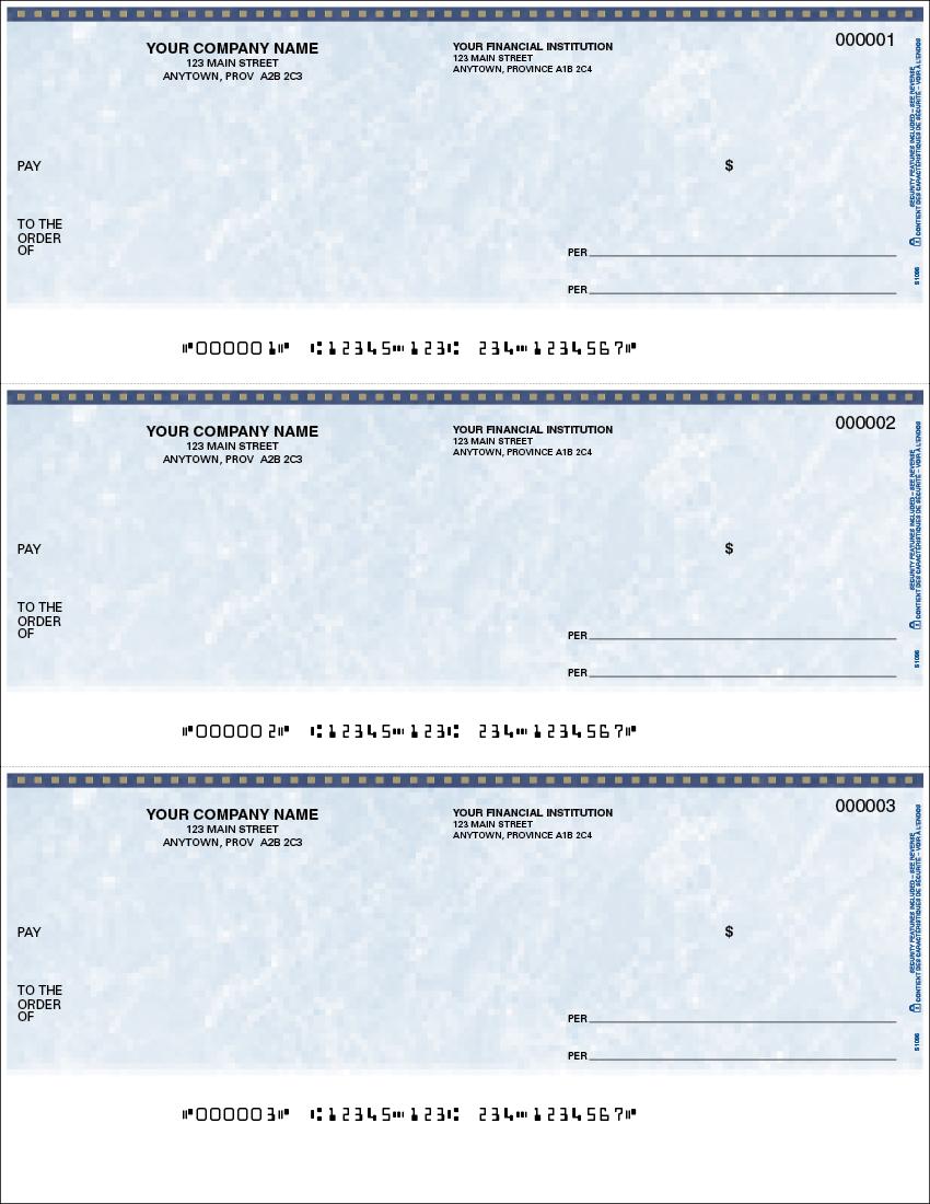 Multi-Purpose Cheques