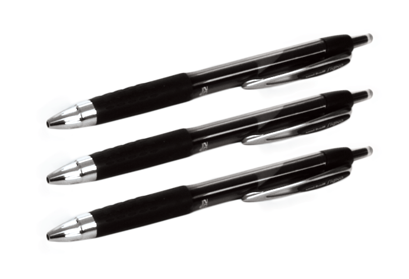 3-Pack uni-ball® 207 Gel Pens