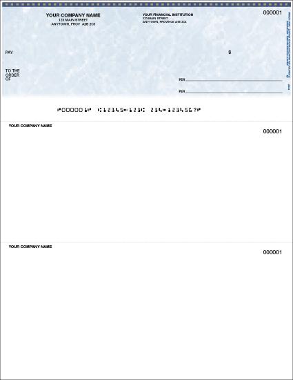 Voucher Cheques